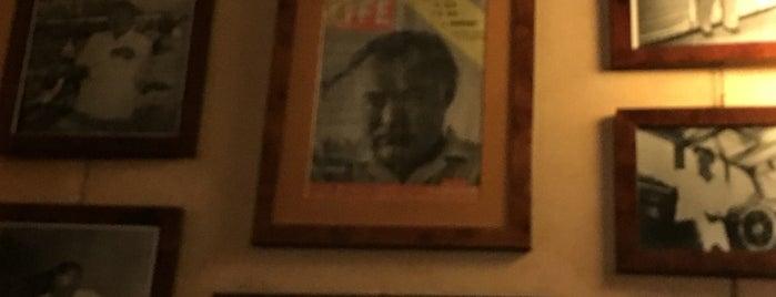 Hemingway is one of Genova.
