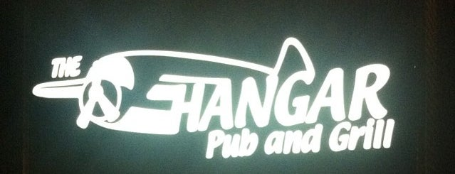 The Hangar Pub & Grill is one of New England Breweries.