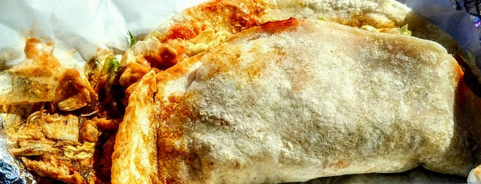 Desi Burrito is one of The 15 Best Indian Restaurants in Las Vegas.