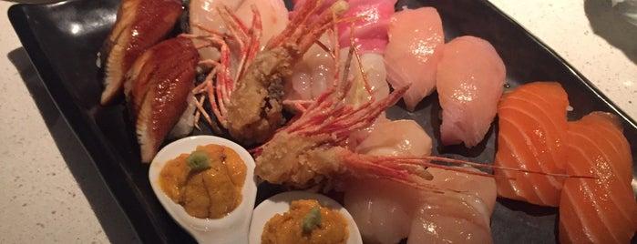 Sushi Kashiba is one of Seattle.
