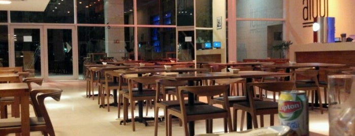 Alqui Sushi & Steak House is one of Guia Rio Sushi by Hamond.