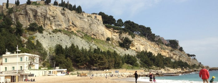 Plage de Cassis is one of Marseille.