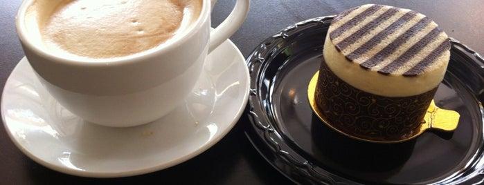 Alon's Bakery & Market is one of 15 Top Coffee Shops in Atlanta.