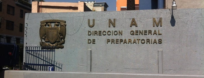 Direccion De Preparatorias UNAM is one of ILVEM.