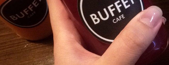 Buffet is one of Kazan.