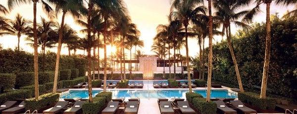 The Setai Miami Beach is one of Miami - South Beach.