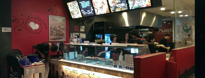 Crust Gourmet Pizza Bar is one of Micheenli Guide: Around Holland Village, Singapore.