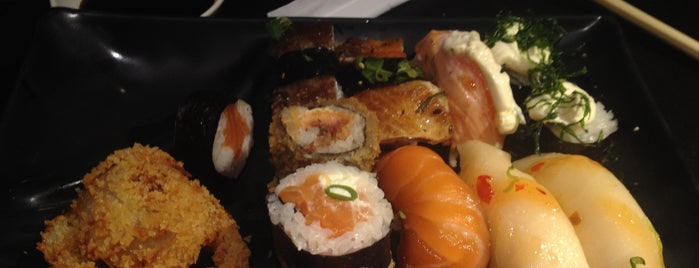 Toruk Sushi is one of Guia Rio Sushi by Hamond.