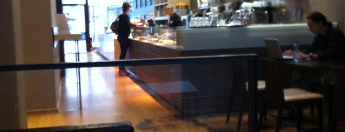 La bottega del Caffè is one of London.