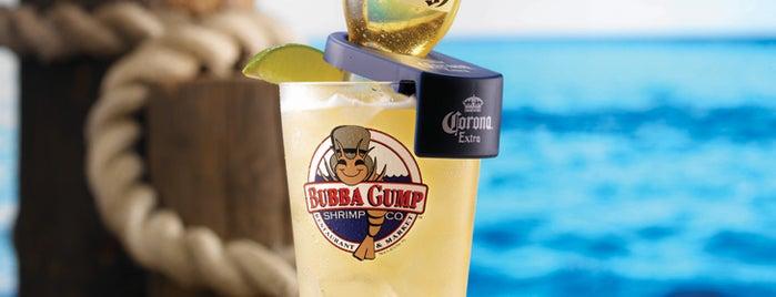 Bubba Gump Shrimp Co. is one of vallarta.