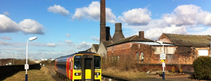 Longton Railway Station (LGN) is one of Rail stations.