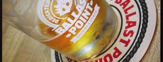 Home Brew Mart / Ballast Point Brewery is one of USA San Diego.