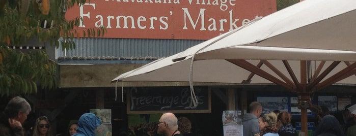 Matakana Farmers Market is one of NZ to go.