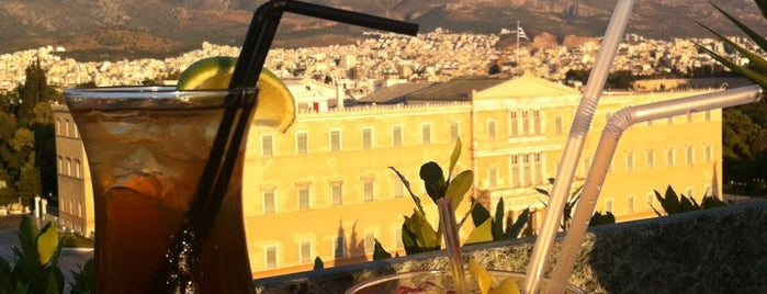 GB Roof Garden Restaurant is one of Athens, Greece.