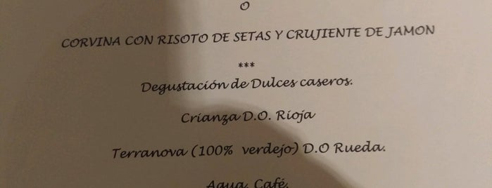 Restaurante Ana is one of Spanish Restaurants in Valencia.