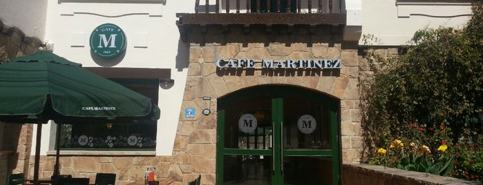 Café Martínez is one of Argentina Vacation Ideas.