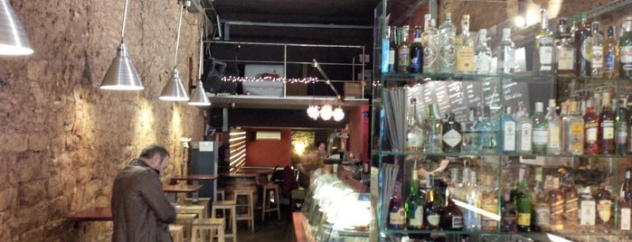 Alsur Café (Palau) is one of Best Coffices in Barcelona.