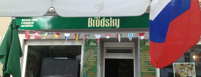 Café Brodsky is one of hh.
