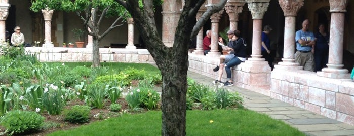 The Cloisters is one of My NYC.