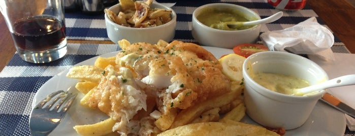 Chipper Traditional Fish & Chips is one of A ver....