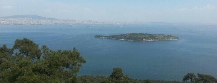 Büyükada is one of İstanbul'un Adaları.