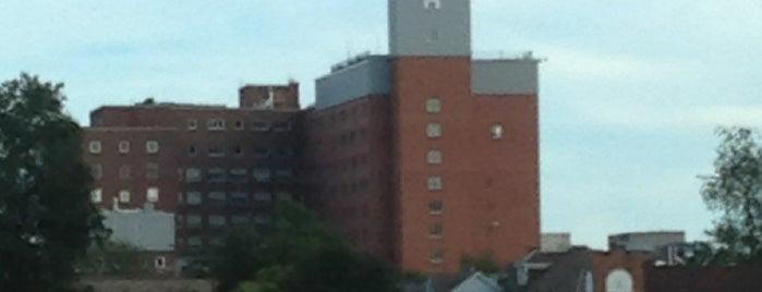 Westmoreland Regional Hospital is one of Hospital.