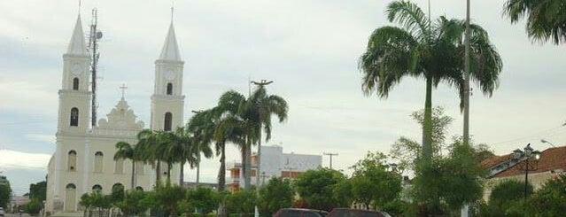 Praça do Centenário is one of BETA#CLUBE.
