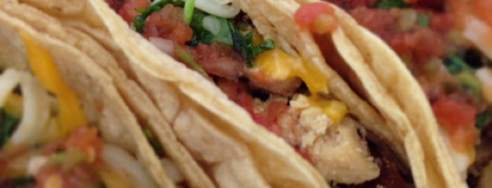 Carnival Fresh Mex is one of The 15 Best Places for Burritos in Detroit.
