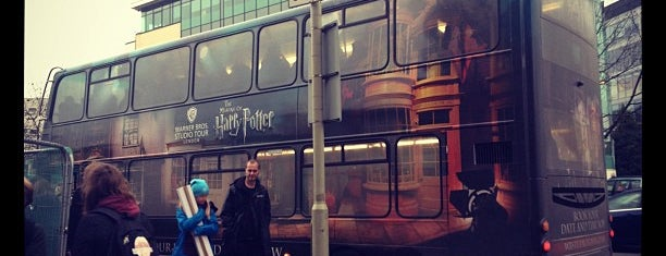 Harry Potter Studio Tour Shuttle Bus is one of Harry Potter & The Mayor Of Diagon Alley.