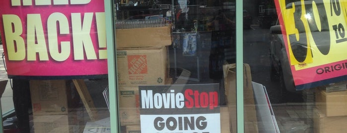 MovieStop is one of Doingme.