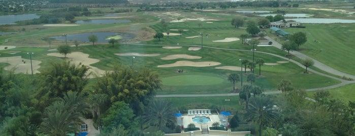 Omni Orlando Resort at ChampionsGate is one of Orlando Wedding - herorlandoweddingplanner.com.