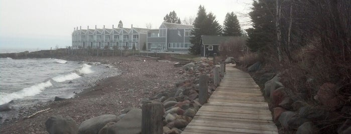 Bluefin Bay on Lake Superior is one of Best Places to Check out in United States Pt 3.