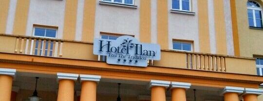 Hotel Ilan 4* is one of Urlaubskandidaten.