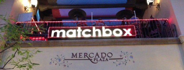 Matchbox - Palm Springs is one of The 15 Best Places for Sangria in Palm Springs.