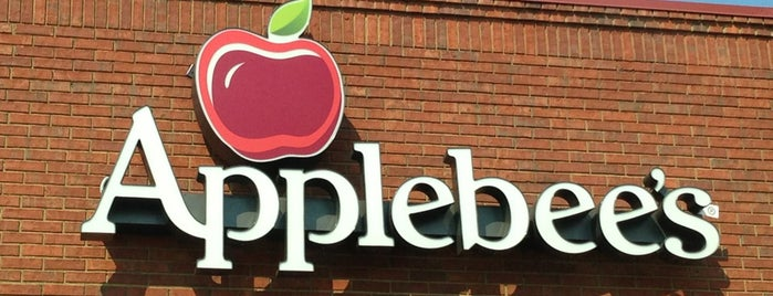 Applebee's Grill + Bar is one of Censored Internet.