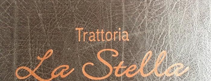 Trattoria La Stella is one of Road trip 2016.