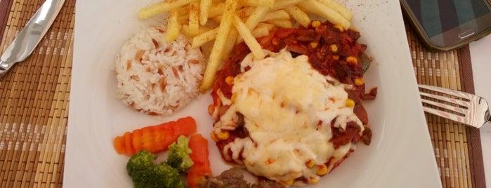 Aisha Cafe & Restoran is one of Adana.