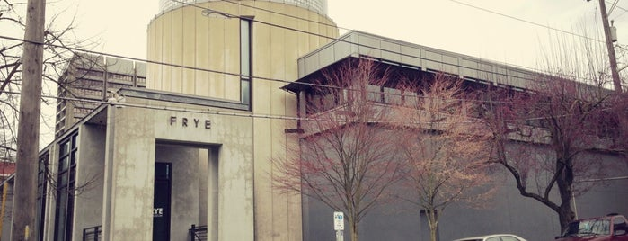 Frye Art Museum is one of Northwest Washington.