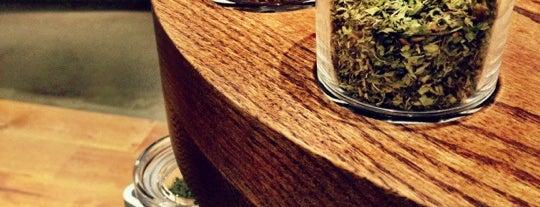 Teavana Fine Teas + Tea Bar is one of Lost in Seattle.