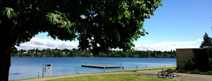 Green Lake Park is one of Favorite Places in Seattle.