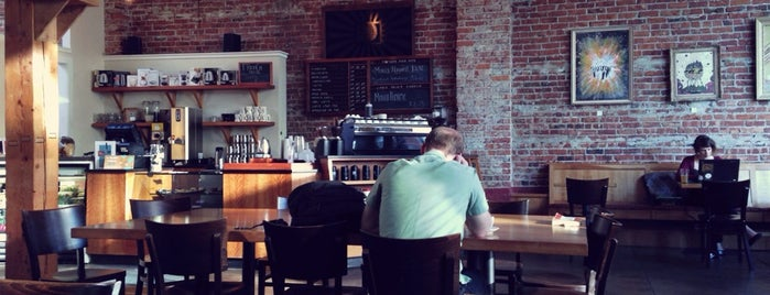 Victrola Cafe and Roastery is one of Lost in Seattle.