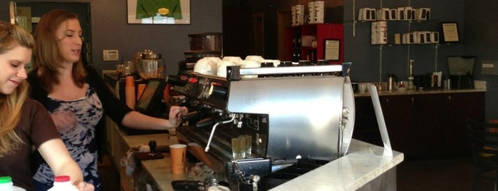 Caffe Ladro is one of Kirkland Spots.