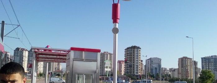 Kayseri Cumhuriyet Meydanı - Talas Tramvay Hattı