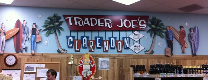 Trader Joe's is one of Six Pack Hot Spots.