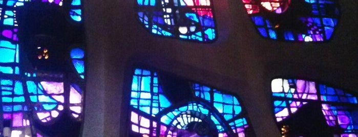 Gumenick Chapel At Temple Israel is one of Miami - South Beach.