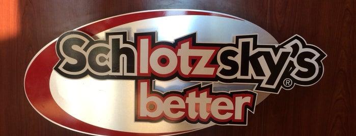 Schlotzsky's is one of Guide to Mansfield's best spots.