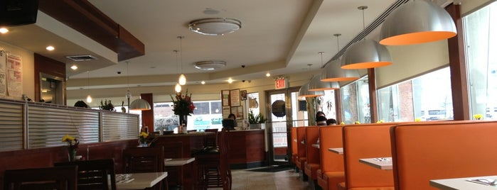 Market Diner is one of The Last Five Stand Alone Diners in New York City.