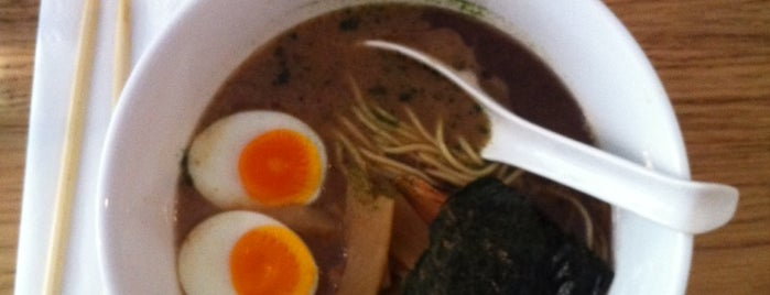 Casa Ramen is one of i posti di Nat - mangiare a Milano.