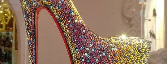 Christian Louboutin is one of Paris - best spots! - Peter's Fav's.