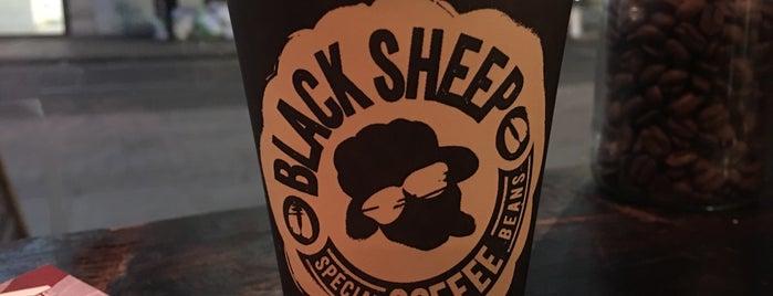 Black Sheep Coffee is one of Todo London.
